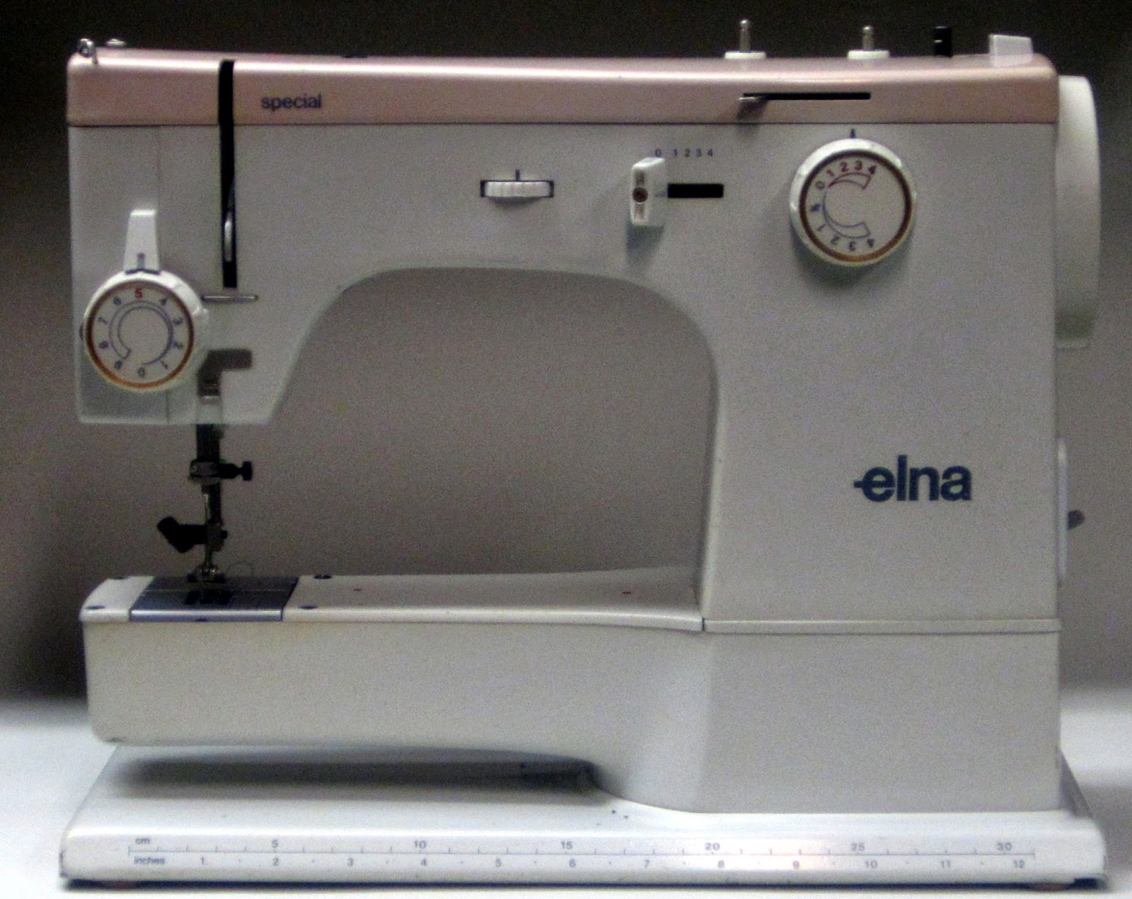 mi vintage sewing machines elna special 1969. Black Bedroom Furniture Sets. Home Design Ideas