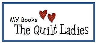 The Quilt Ladies quilt pattern store logo