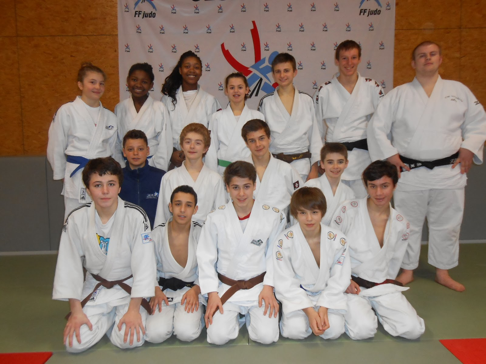 judo club d ville l s rouen les stages de no l. Black Bedroom Furniture Sets. Home Design Ideas