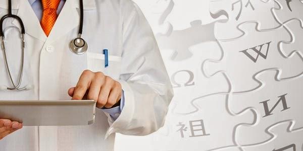 Informasi Kesehatan Wikipedia Salah