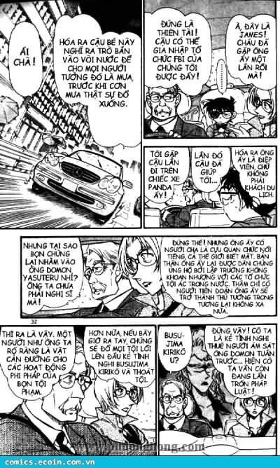 Detective Conan - Thám Tử Lừng Danh Conan chap 502 page 12 - IZTruyenTranh.com
