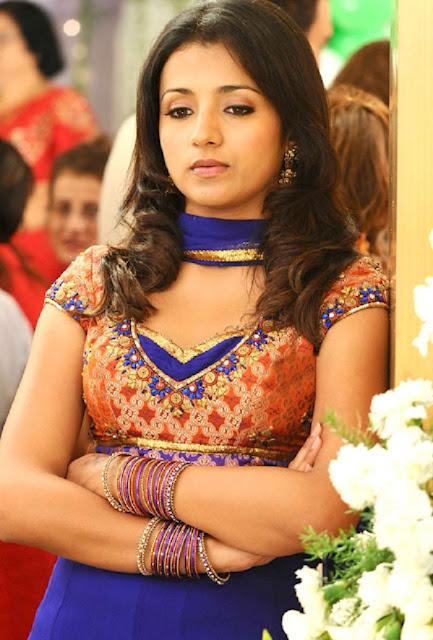 actress trisha krishnan images