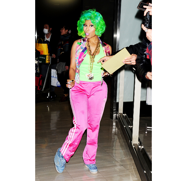 Celebrity Today Nicki Minaj S 25 Most Outrageous Outfits