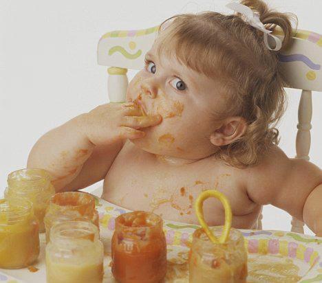 Obesitas Pada Anak dibawah Umur 5 Tahun