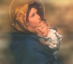 Maria, Mãe do Filho de Deus