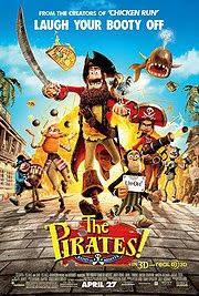 Watch The Pirates Band of Misfits 2012 Movie