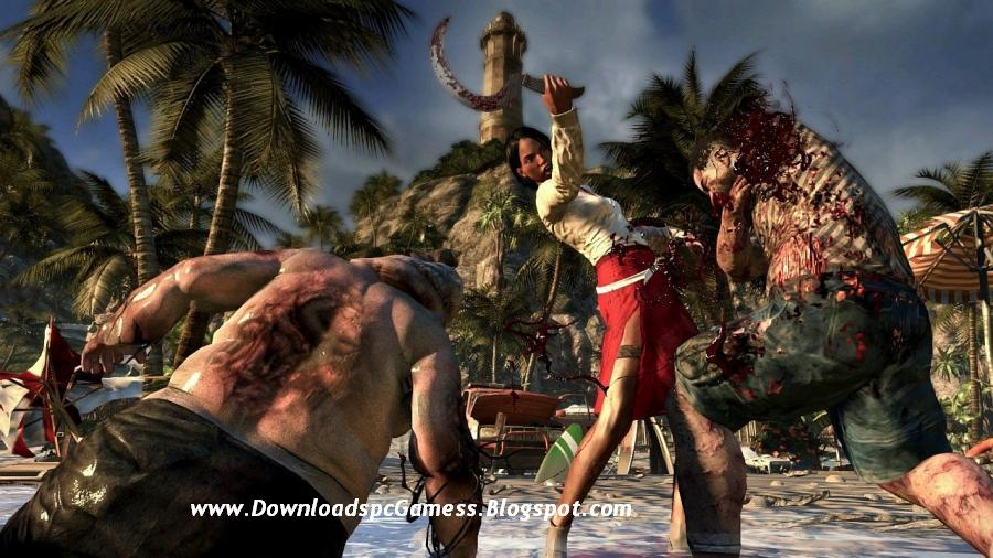 dead island free  game