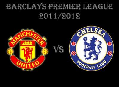 Manchester United vs Chelsea Barclays Premiership