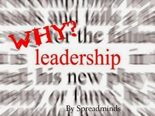 Why Leadership ppt