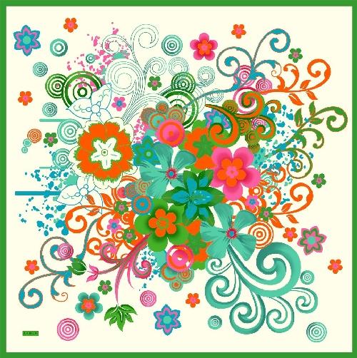 Sarar 2013 ilkbahar yaz eşarp kolleksiyonu