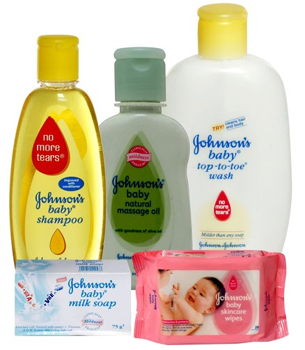 Johnson & Johnson Inc in Beauty and Personal Care