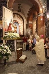 Mi Parroquia de Nuestra Señora de Covadonga. Cumple 100 años. Madrid ( ESPAÑA).