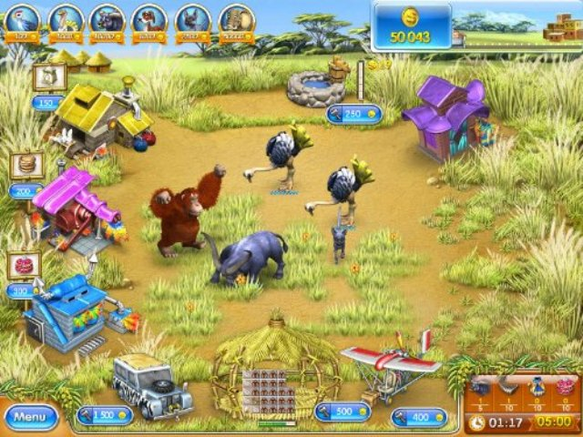 Farm Frenzy 3 Madagascar Free Download PC Games