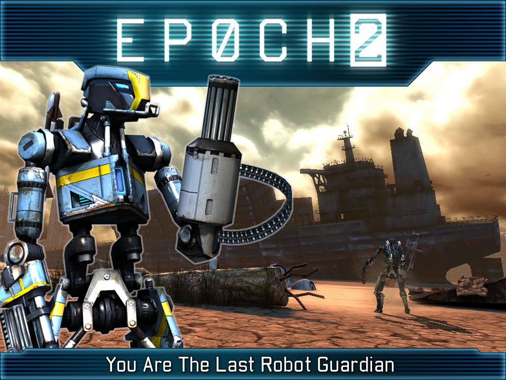 EPOCH 2 MOD APK + DATA (Unlimited Money)