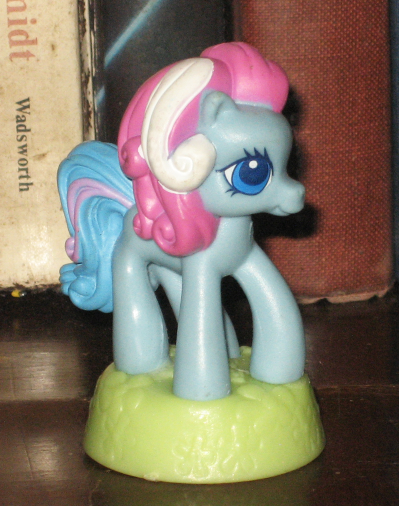 My Little Pony Toy Food : Percy s fast food toy stories mcd my little pony balloon