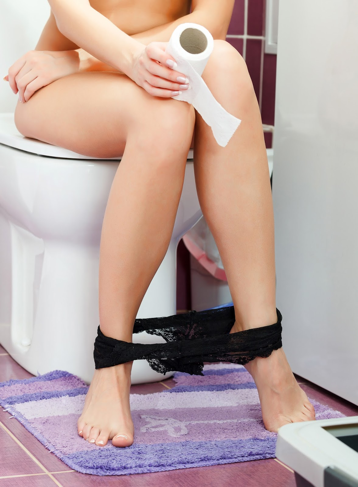 Sometimes, if you feel very constipated, it may actually help to reduce your fibre intake.