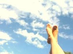 Pies en el cielo