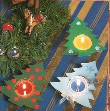 Christmas Centerpiece Craft Ideas for Kids