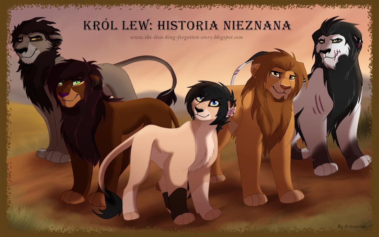 Król Lew: Historia Nieznana