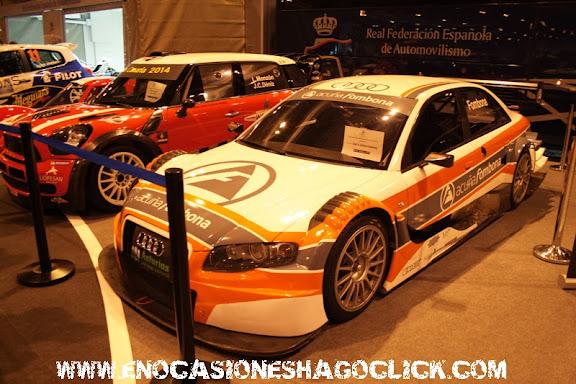 Audi A4 DTM de Fombona
