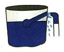 Fuga de agua del Tanque elevado