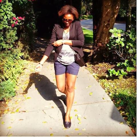 Genevieve Nnaji's Pretty Picture That Got Everyone Talking