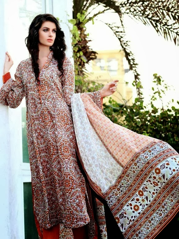 New Fashion Lawn Collection