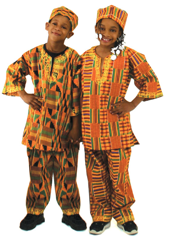 Traditional African Clothes