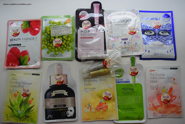 skin18.com mask review