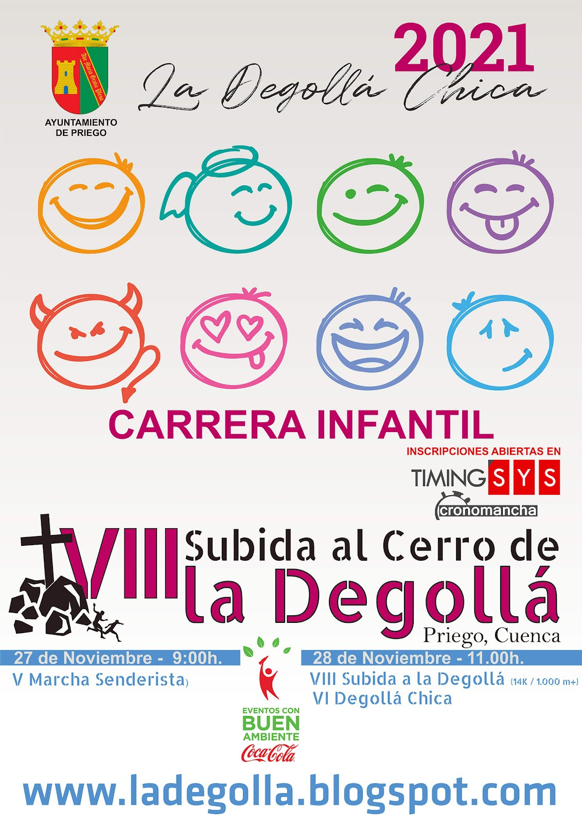 Carrera Infantil