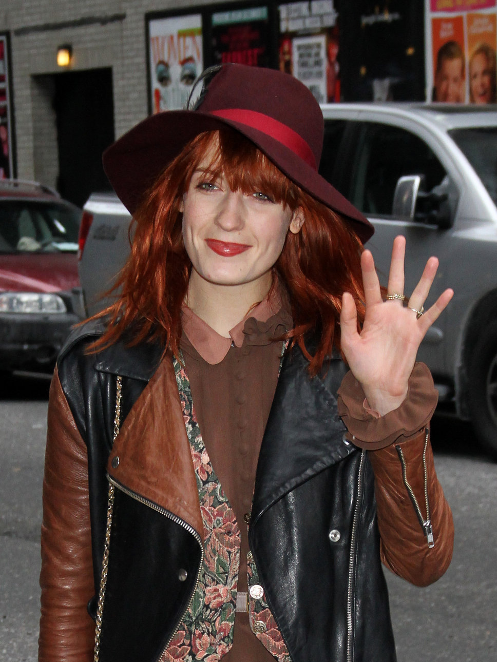 Fuck Yeah   Florence Welch
