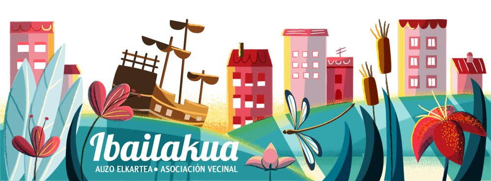 Asociación Vecinal  - IBAILAKUA - Auzokide Elkartea