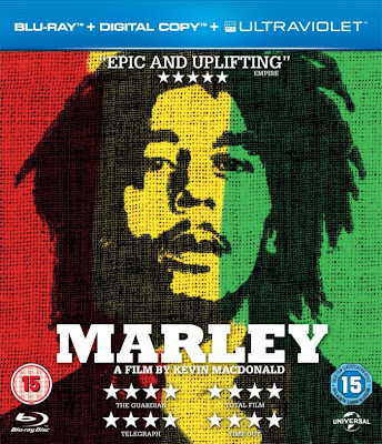 Marley (2012) 720p BRRip 900MB mkv subs español