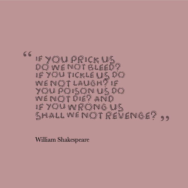 the consequences of revenge in hamlet by william shakespeare The essay the issue of revenge in the tragedy of william shakespeare's hamlet consequences or are in the tragedy of shakespeare's hamlet.