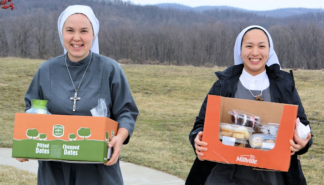 Franciscan Sisters TOR Give Locally