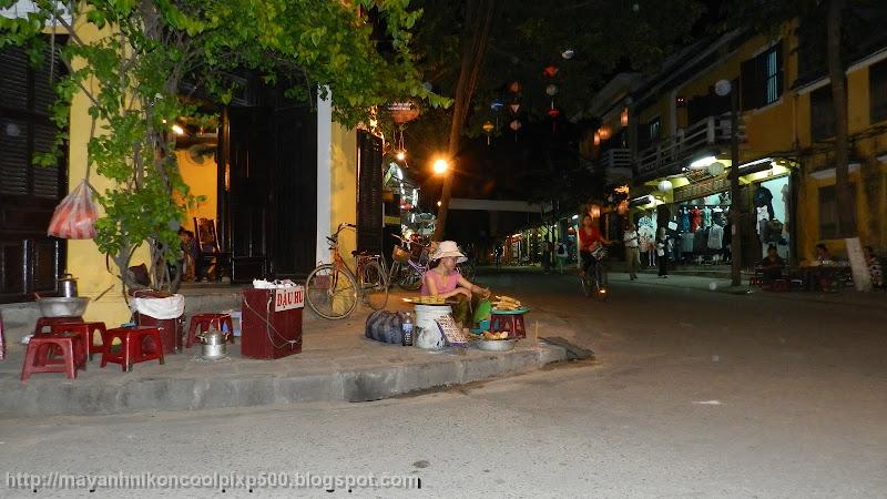 Đêm ở phố cổ Hội An