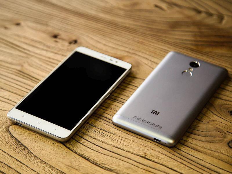 Xiaomi redmi note 3 helio x10