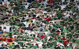 supporter irlandais