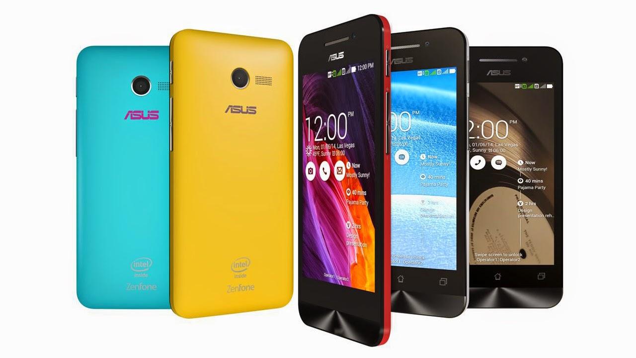 ASUS ZenFone Smartphone Android Terbaik dengan Spesifikasi Menarik