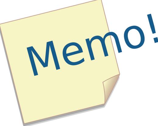 5 Contoh Memo dalam Bahasa Inggris Resmi Terbaru dan Artinya