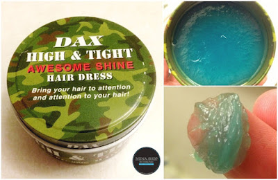 Pomade DAX High Tight Awesome Shine Baru - Men's Grooming
