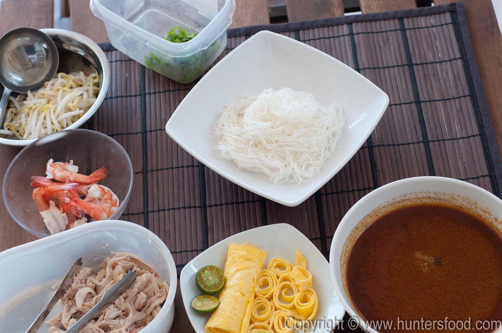 Sarawak ethnic cuisine for X cuisine miri