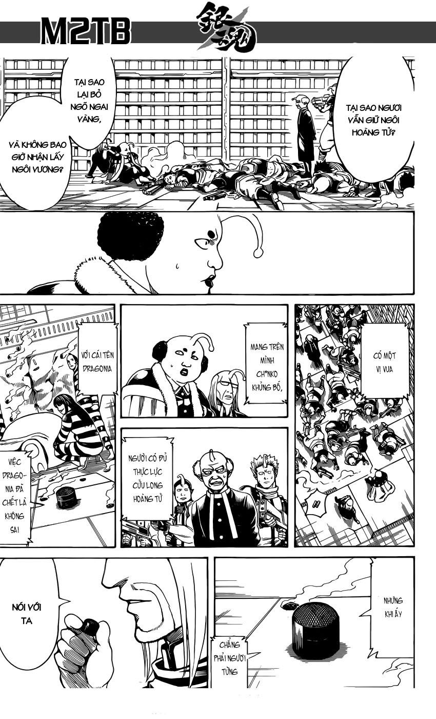 Gintama Chap 613 - Trang 15