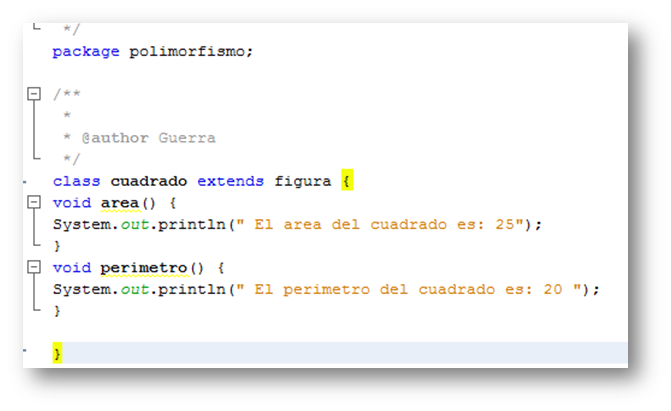 Polimorfismo Y Clases Abstractas  Netbeans