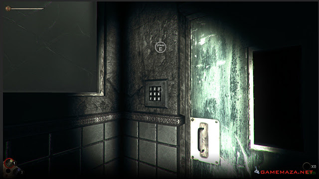 Horror In The Asylum Gameplay Screenshot 3