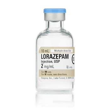 lorazepam iv fachinformation
