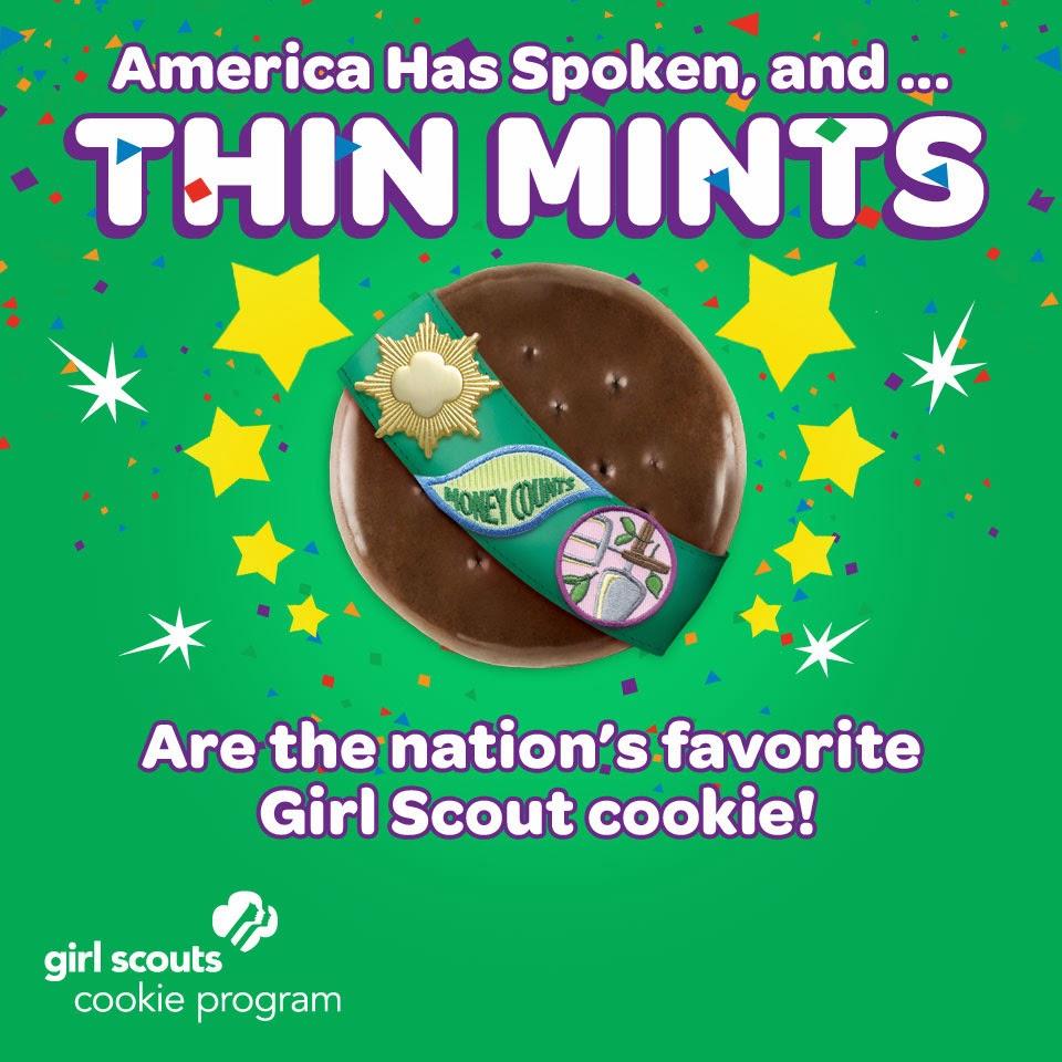 Girl scout cookie prizes 2018 az
