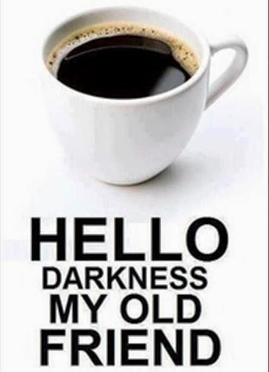black coffee, drink coffee and coffee