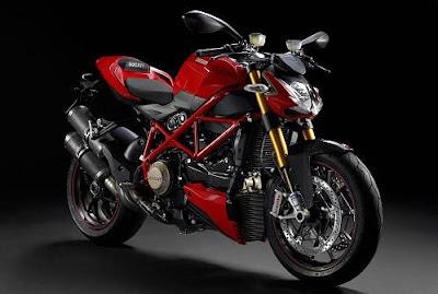 Daftar Harga Motor Ducati Versi Street Fighter Terbaru Tahun 2015