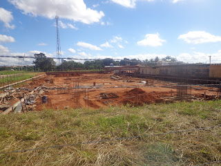 Local onde será construído o Residencial JK.